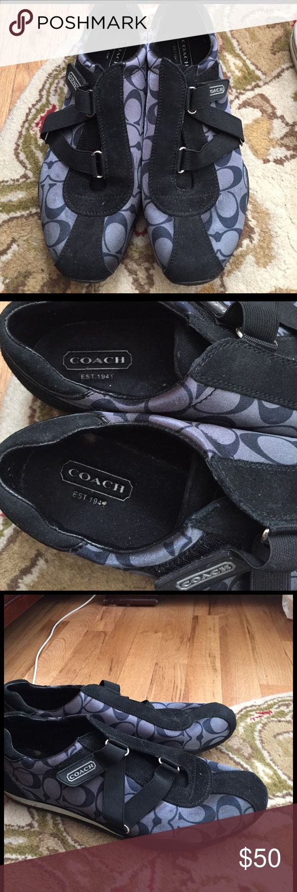 Coach Sneekers size 10 last mark down Coach Coach Shoes Sneakers