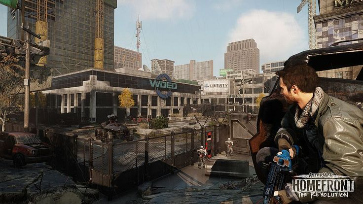 Homefront The Revolution: Disponibile il DLC Aftermath - News PC, PS4, XBOX 360, XBOX ONE