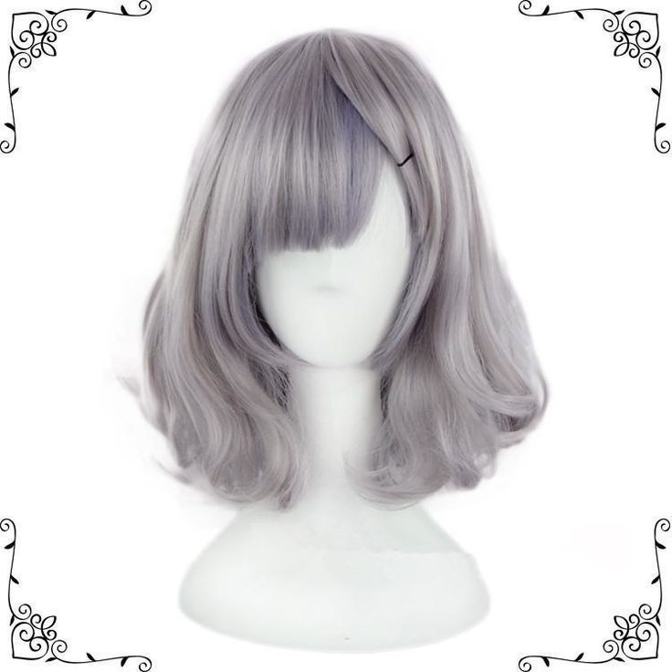 """726 Likes, 4 Comments - Mori Chan (@kawaiimoristore) on Instagram: """"#want or #need? Grey Lolita Cosplay Wig Link in bio to shop~️ ✈ #FreeWorldwideShipping order…"""""""