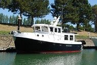 Browse a wide selection of American Tugs at Ocean Trawler Yachts. Call us to view an American Tug for sale or to list your yacht with us, (206) 659-0710. Buy now US$ 469,500 @ http://oceantrawleryachts.com/yacht-sales/american-tugs-for-sale/