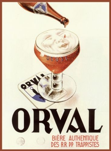 Had my first Orval over the weekend... Good stuff!