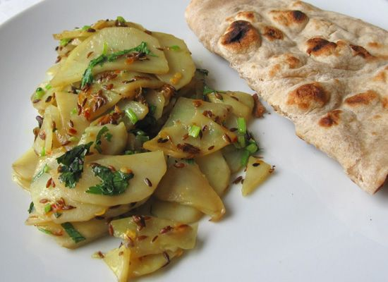 Aloo ki Bhujia, Cumin-Spiced Potatoes, in the Pakistani Manner — Silk Route food memoir by Shayma Saadat – The Spice Spoon