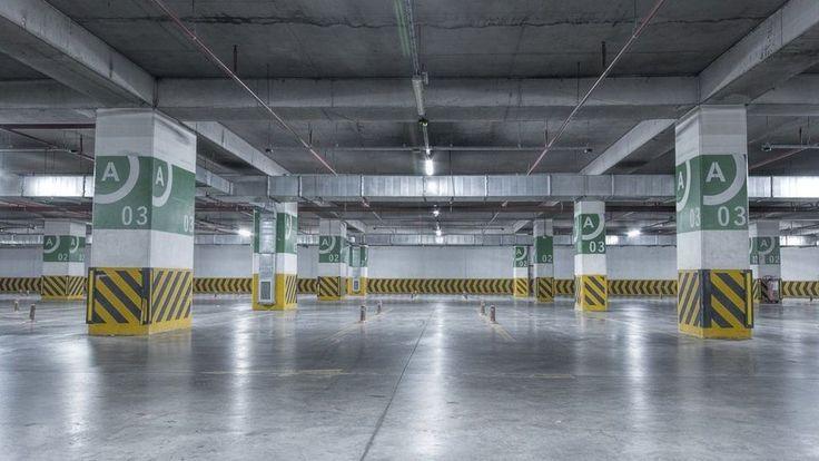 The Australian company unlocking parking in city centres - BBC News