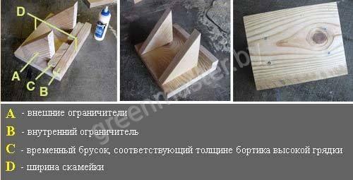 skameika-dlya-pripodnyatoy-gryadki-1