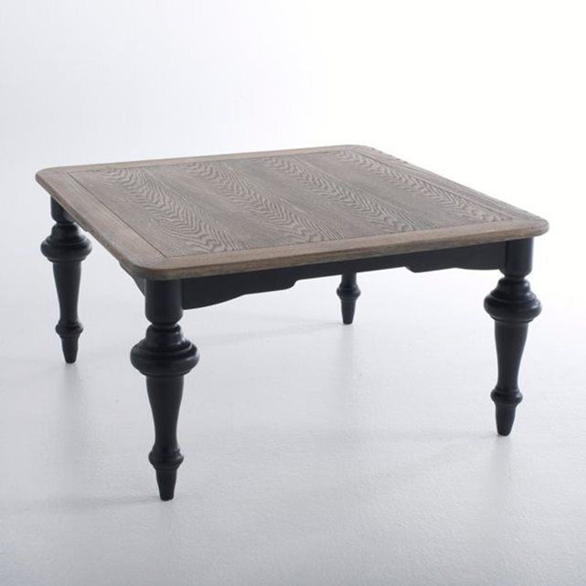 1000 ideas about table basse carr e on pinterest - Table carree 120x120 ...
