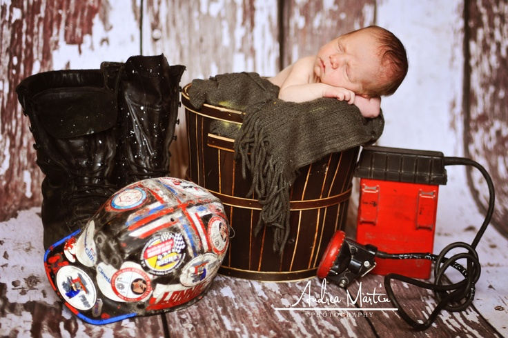 coal miners baby.. i'm in love with this idea!