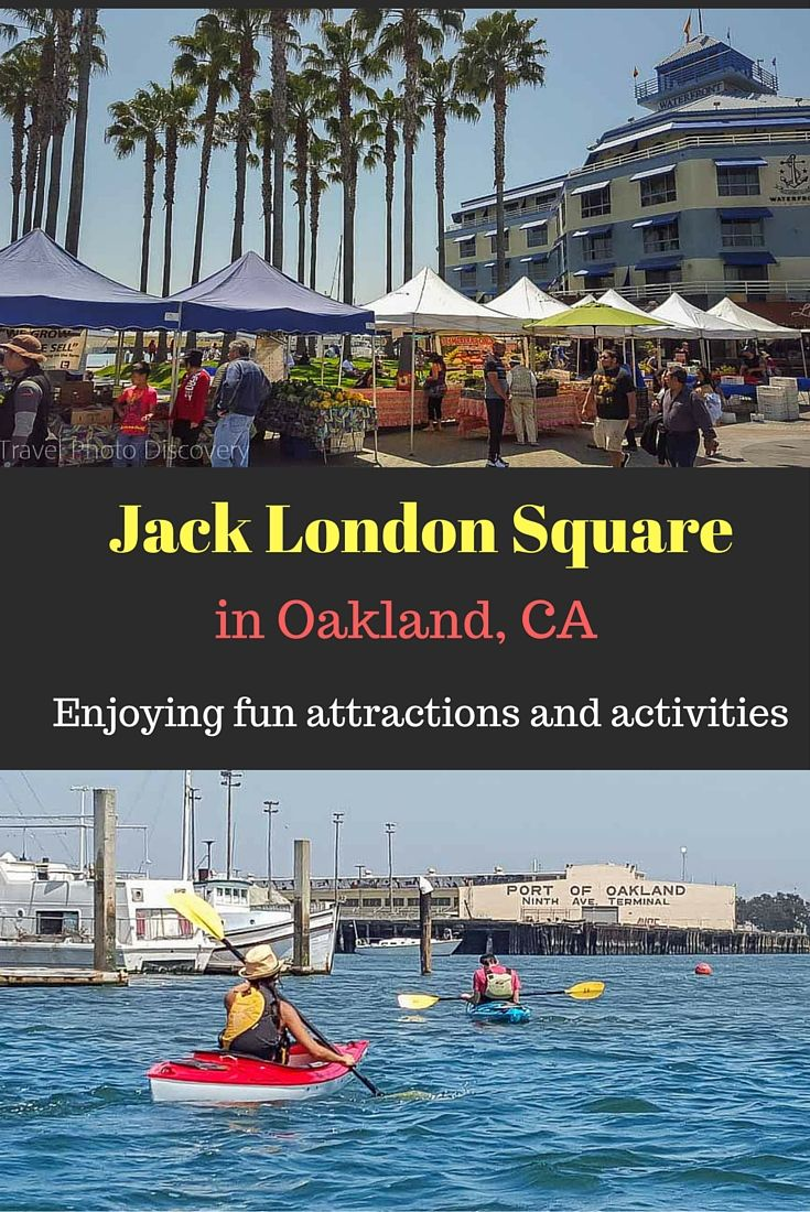 Jack London Square Waterfront Restaurants