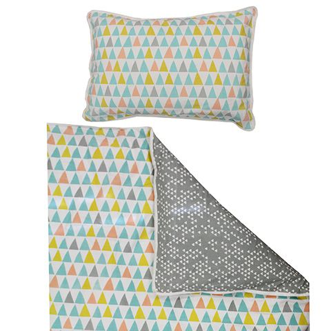 Madras Link Otto Single Quilt Set