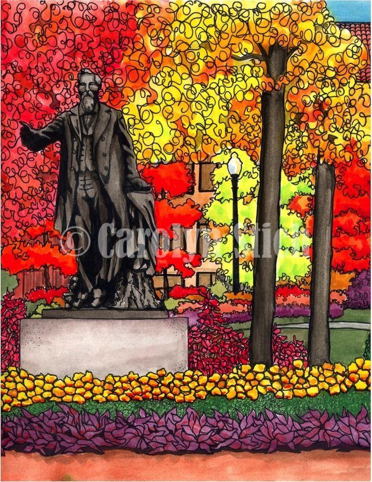 #311 Autumn in Centennial Park