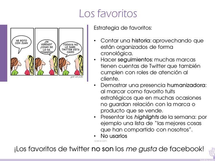 09  Más información: http://bitelia.com/2013/05/estrategia-de-favoritos-de-twitter?utm_source=dlvr.it&utm_medium=socialnetworks&utm_campaign=Twitter