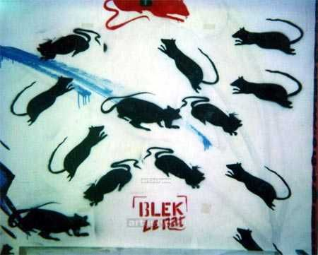 Blek le rats opinion. Rats are the only free creature