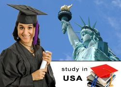 Study in USA Contact Sowrya Consultancy  www.sowrya.com