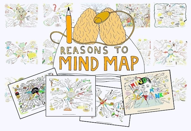 100 Reasons to Mind Map | Mind Map Inspiration
