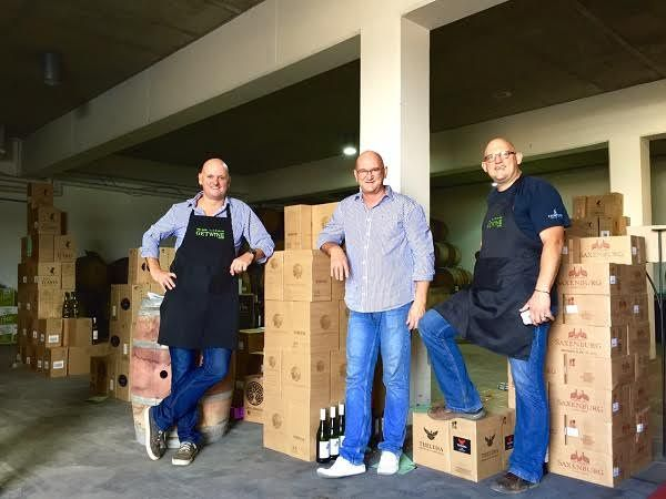 GETWINE is back in Gauteng early September with 3 wine sales – great time to stock up!