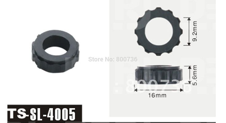 100/lot TS-4005 Fuel Injector rubber seal Grommet For Japan Car's fuel Injector Repair Kits #Affiliate