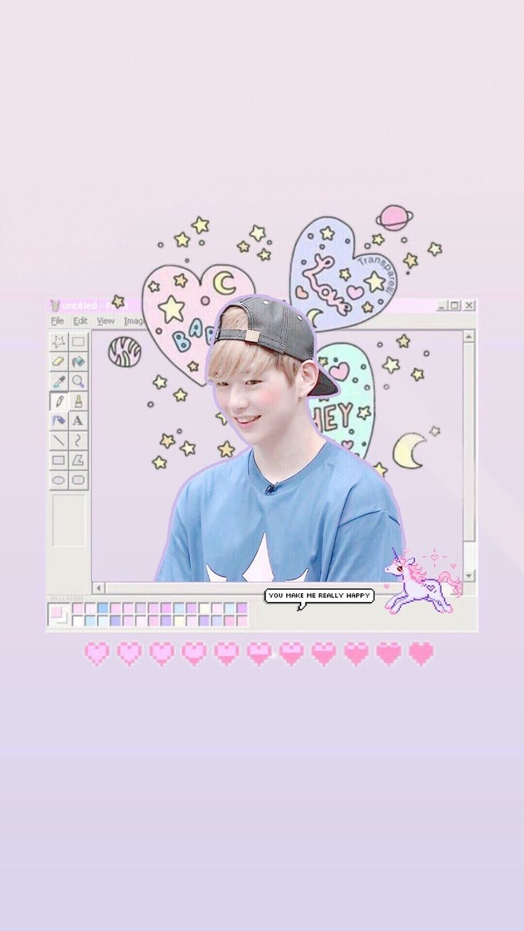Kang Daniel | Wallpaper | Produce 101 s2