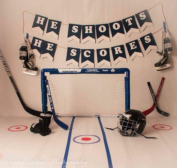 This Item Is Unavailable Hockey Birthday Parties Hockey Birthday Kids Party Decorations