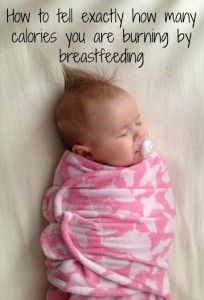 Losing weight while breastfeeding - an easy way for women who are pumping to be able tell exactly how many calories they are burning! #exclusivepumping