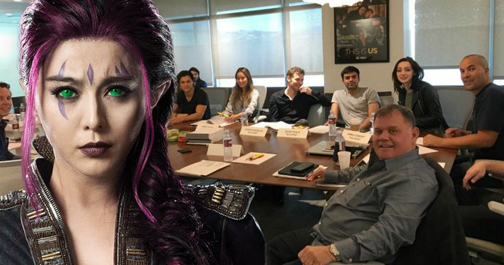X-Men TV Show Gets Titled Gifted, First Cast Photo Arrives -- Producer Lauren Shuler Donner reveals the title of her new Fox X-Men TV Show while showing off her cast at the pilot table read. -- http://tvweb.com/gifted-x-men-tv-show-title-cast-photo/