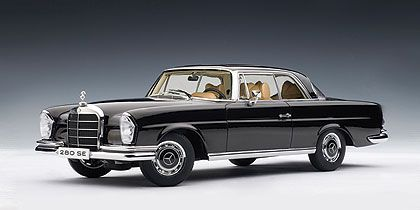 1968 MB 280SE Coupe   Someday.