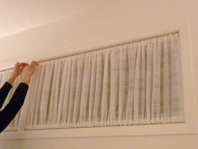 17 best ideas about basement window curtains on pinterest