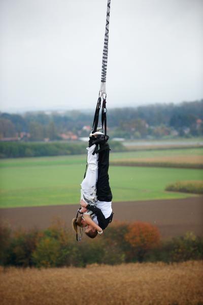 Leap of love | Dinnerinthesky.com
