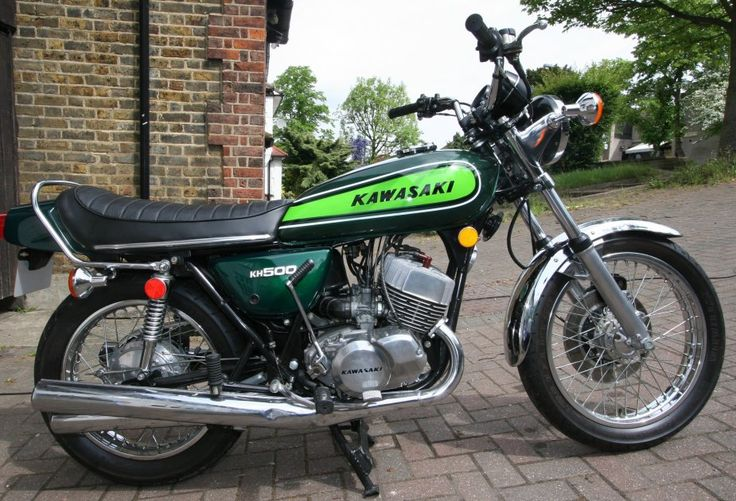 Kawasaki H1 - Widowmaker