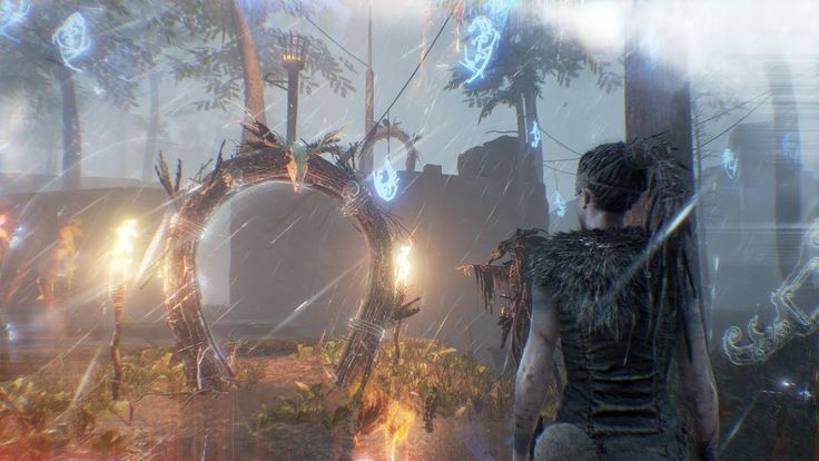 Hellblade: Senua's Sacrifice | Dev Diary 26 | Myths & Madness - YouTube | In this development diary, we focus on Hellblade's themes of Myths & Madness. Explore how Senua's journey is intertwined with both her experiences of psychosis and Viking mythology. #Gaming #VideoGames #VideoGame #TPS #IndieGames #IndieGame #IndieGames #NinjaTheory #Hellblade #GamesArt #VideoGamesArt