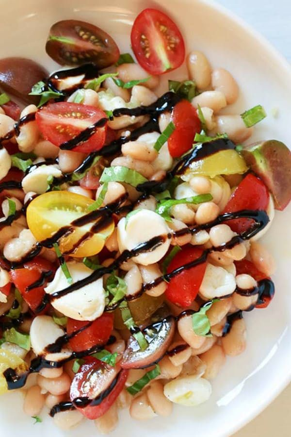 24 Cold Dinner Recipes That Are Perfect for Hot Summer Nights  via @PureWow