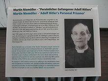 Martin Niemöller - Wikipedia, the free encyclopedia