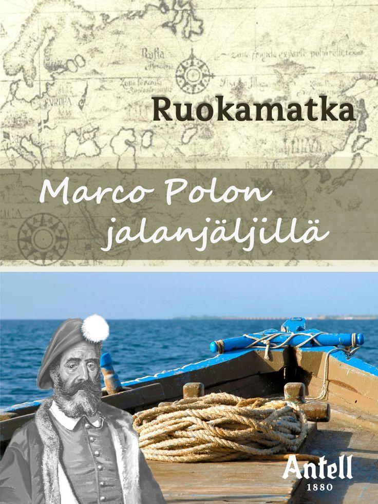 Marco Polo-teemaviikko lounasravintoloissamme viikolla 44