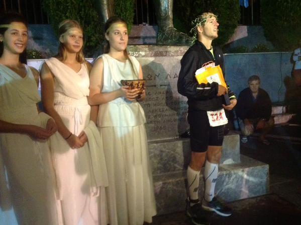 2015 - Πρώτος τερμάτισε ο 31χρονος Γερμανός Φλόριαν Ρέους  με χρόνο 23 ώρες 17΄, 32΄΄ Στους δύο προηγούμενους αγώνες είχε τερματίσει δεύτερος