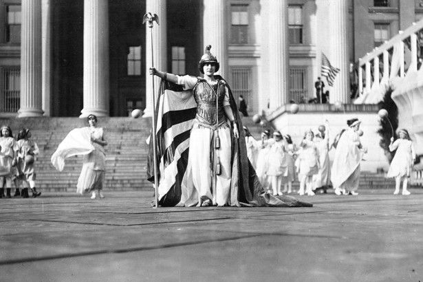 """The Suffragettes Took on Washington 103 Years Ago Today-This parade is reinacted in the film, """"Iron Jawed Angels"""" which is a wonderfilled inspiring beautiful film you can watch to celebrate International Women's Day tomorrow March 8th"""