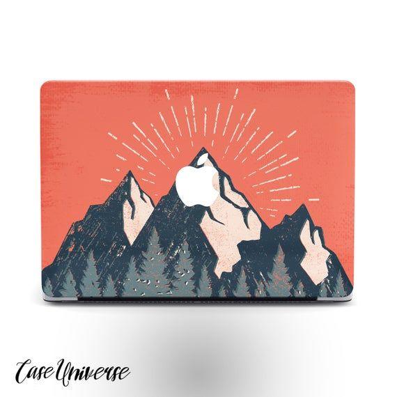 Macbook Pro 13 Case Mountains Macbook 15 inch Case Macbook A2159 Case Nature Macbook 12 inch Case Macbook Air 13 Case Macbook Pro 2019 Rock