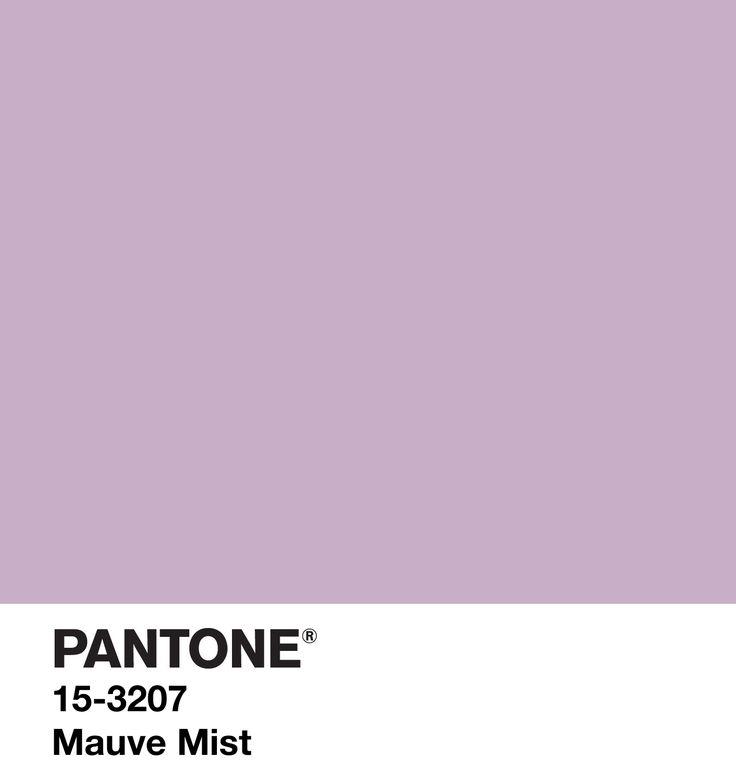 Mauve Mist color palette