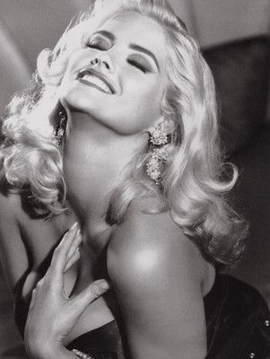 anna nicole smith.