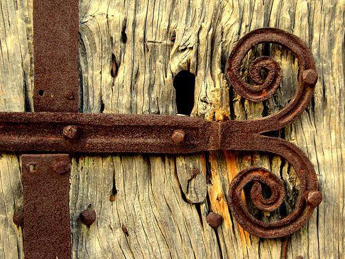 Herraje puerta