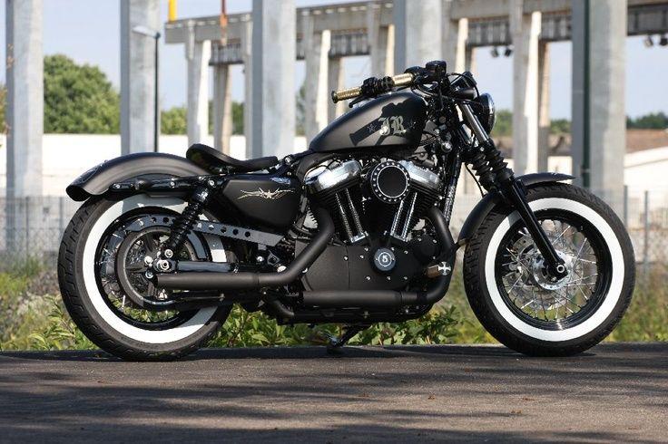 Thunderbike Sportster JR. (Harley-Davidson Sportster 48) | Bikes