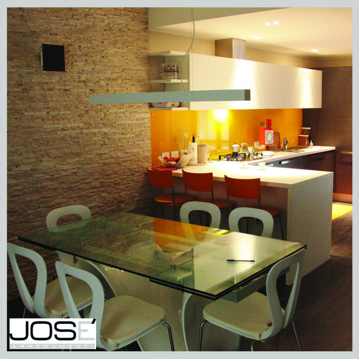 1000 idee su cucine in bianco e nero su pinterest - Schienale cucina in vetro temperato ...