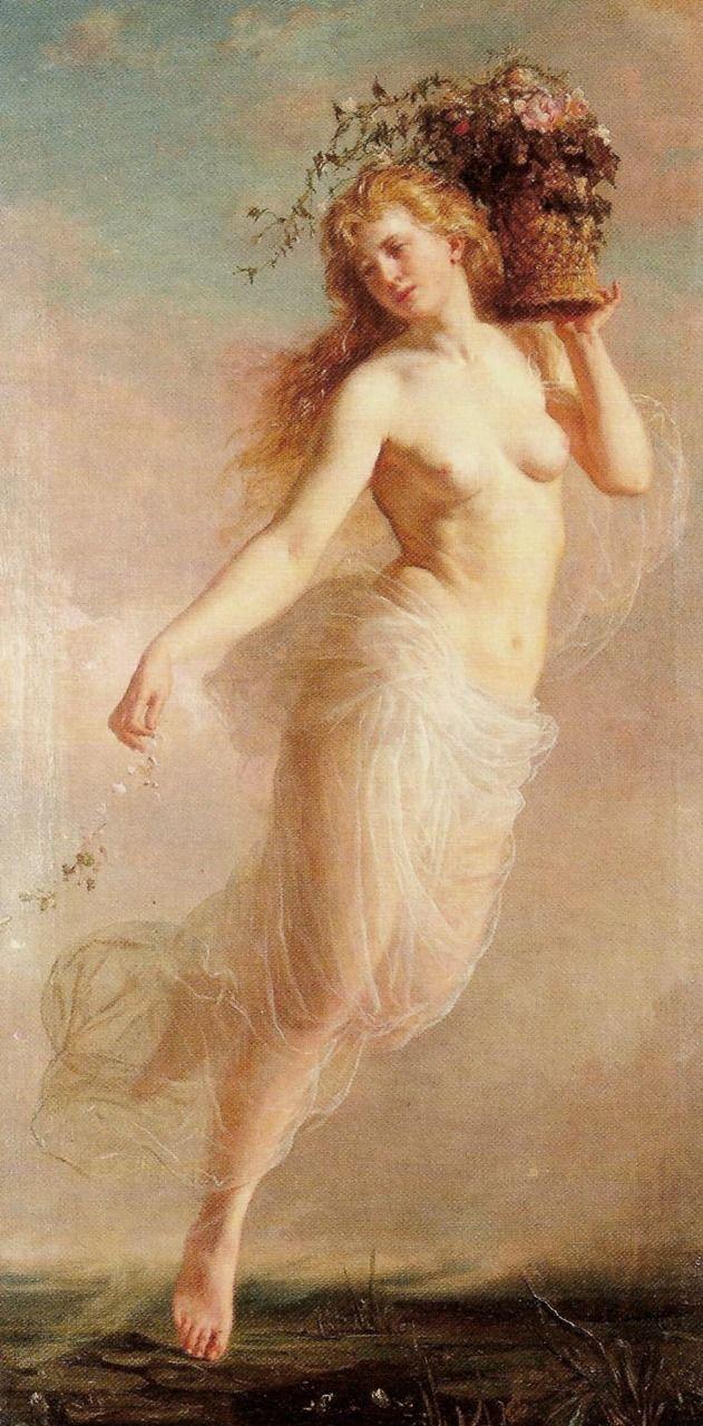 Wojciech Gerson (1831-1901) - Morning Mist, 1875.