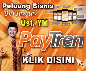 Peluang Bisnis PayTren Ustadz Yusuf Mansur