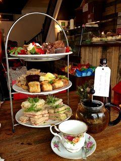 The Afternoon Tea Club: The Afternoon Tea Club Reviews: Fancie, Ecclesall ...