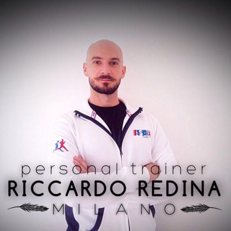 Riccardo Redina Personal Trainer