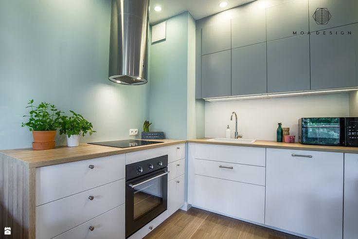 Wystrój wnętrz - Kuchnia - pomysły na aranżacje. Projekty, które stanowią…