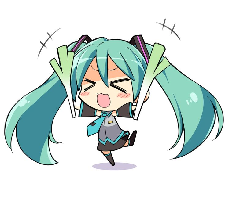 vocaloid cute miku anime - photo #29