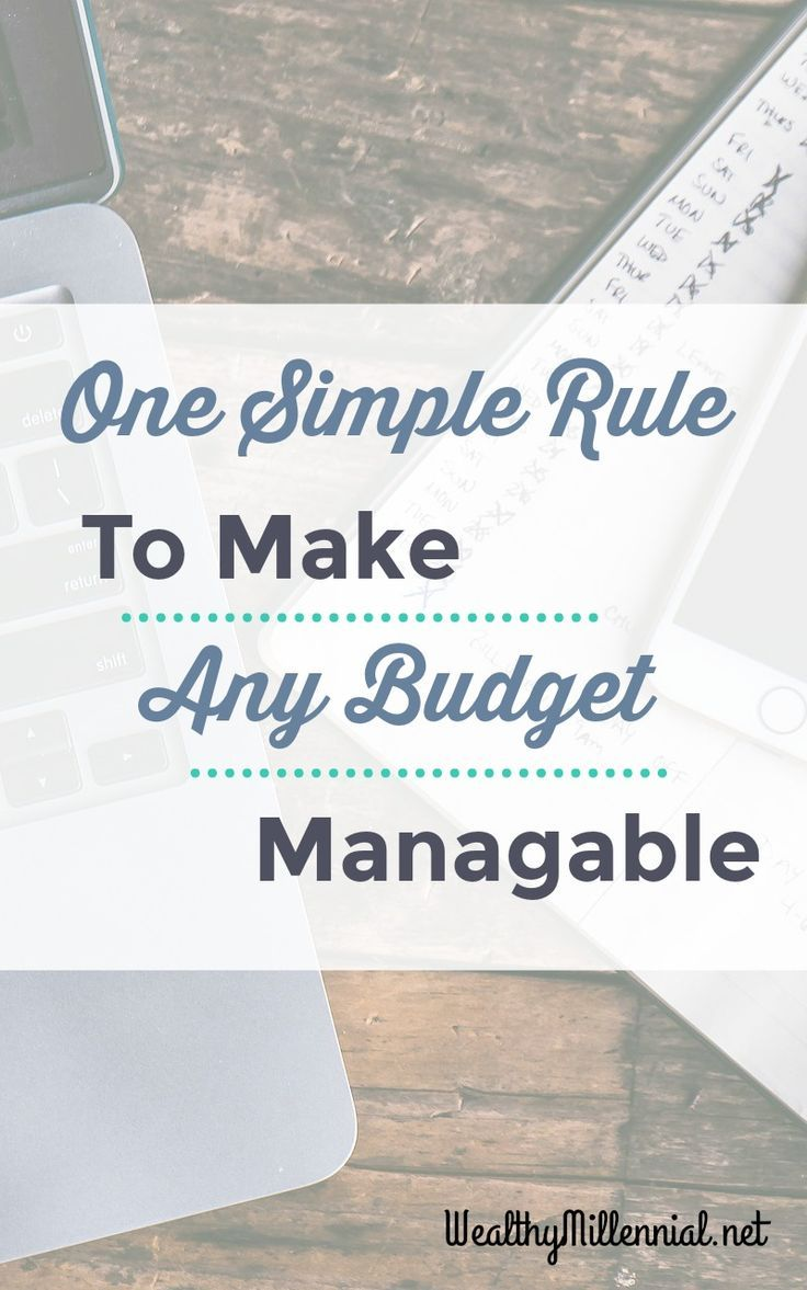 Budgeting can seem pretty daunting when just #StartingOut. Managing debt, savings, expenses and #Retirement, where do you even begin? Here is one simple rule to help guide you in the right direction.