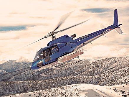 Hubschrauber selber fliegen | Fliegen & Fallen