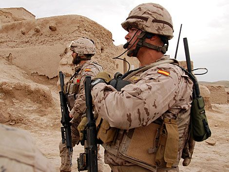 soldados españoles afganistan - Buscar con Google