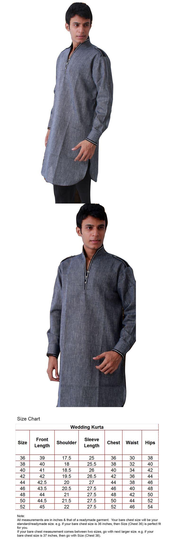 Kurta 155248: Party Wear Pathani Indian Kurta Pajama Sherwani Set For Men -> BUY IT NOW ONLY: $124 on eBay!