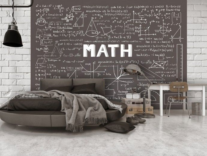 Fototapeta Tablica matematyczna 90332